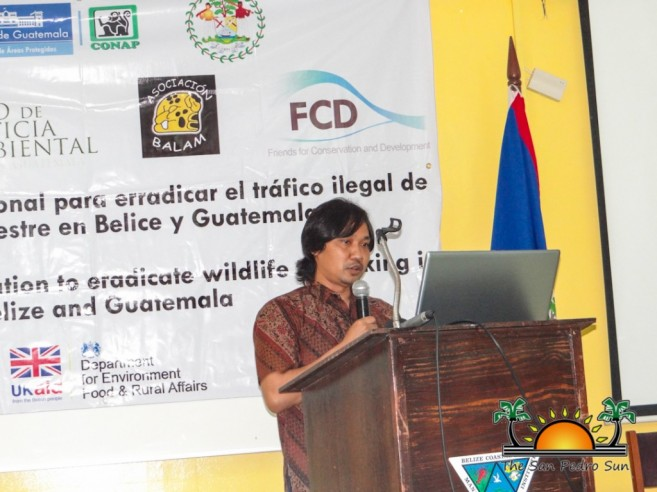Illegal Wildlife Trade Conservation Seminar-3