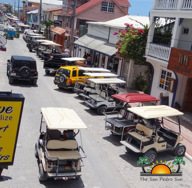 Traffic Congestion San Pedro Town-1