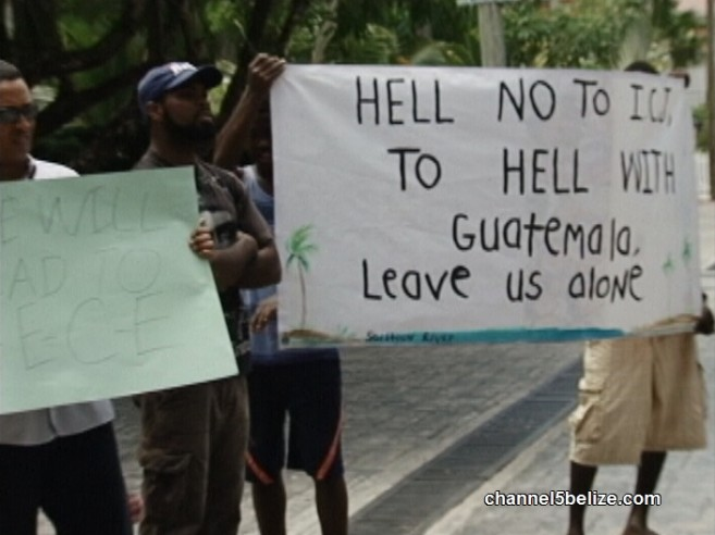 30 COLA Protest