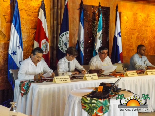 CAMCAYA Mayors Association Caribbean Central America-5