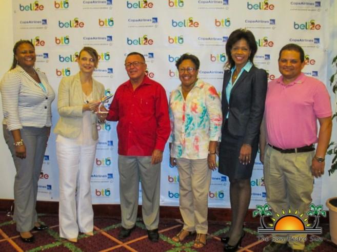 COPA Airline Service Panama Belize-1
