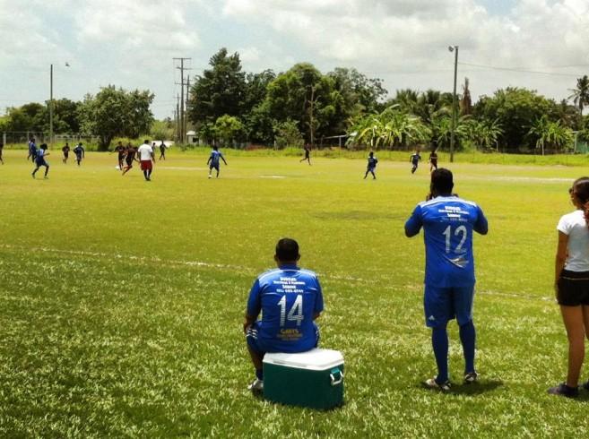 Football Marathon at Libertad-3