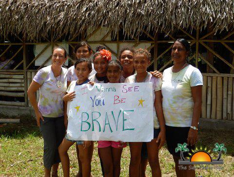 GLOW Camp For Girls Tumulkin Blue Creek Toledo-8