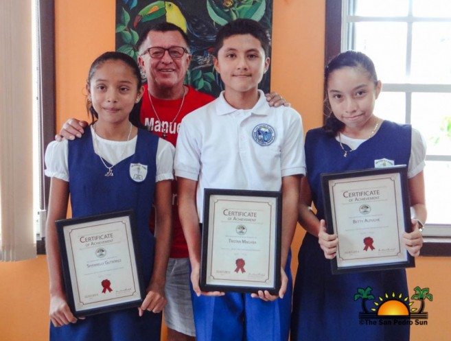 Heredia Awards Top PSE Scorers-10