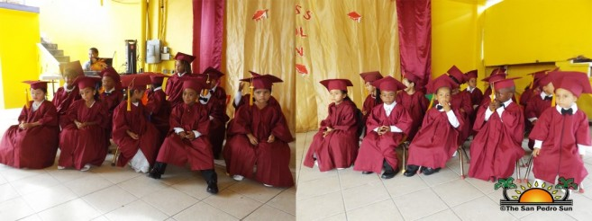 Holy Cross Anglican preschool graduation-12