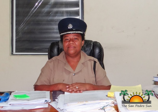 Officer In Charge Sandra Bodden San Pedro Police Department-1