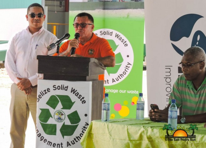 San Pedro Garbage Transfer Station Inagurated-5