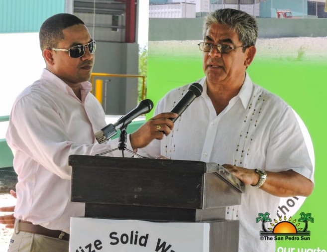 San Pedro Garbage Transfer Station Inagurated-6