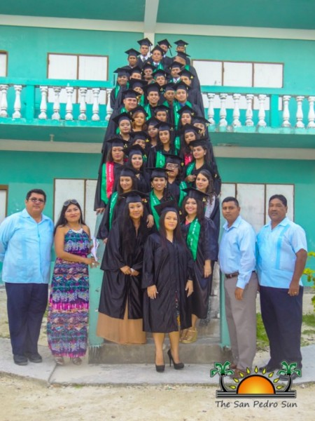 San Pedro Junior College 2015 Graduation-1