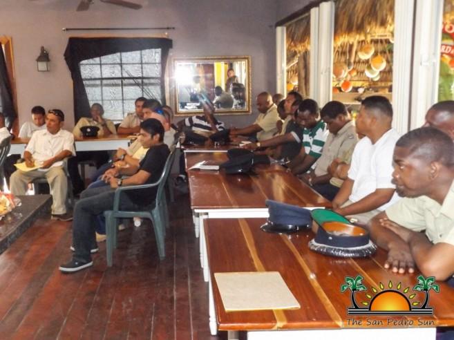 San Pedro Police Stress Management Seminar-1