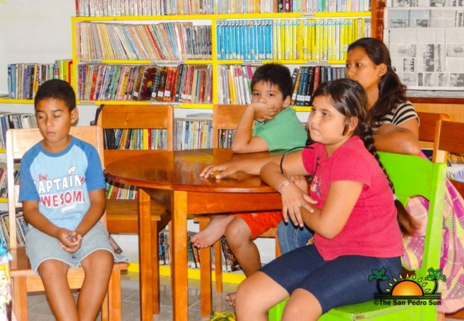 San Pedro Town Library Technology Camp-3