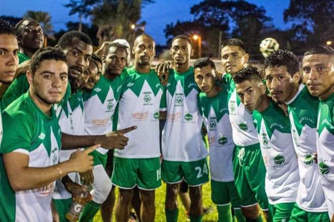 31 Verdes FC to play in Champions League-1