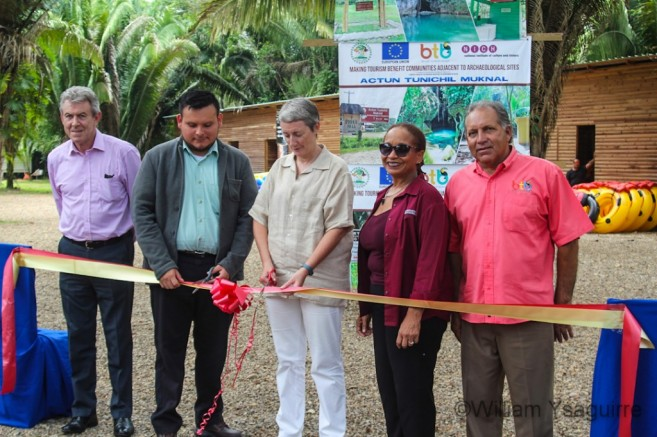 Actun Tunichil Muknal ATM Caves Inauguration-7