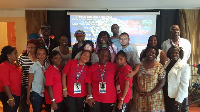 Belize at Special Olympics (2)