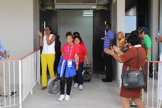 Belize at Special Olympics (4)