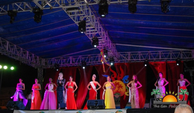 Costa Maya Pageant Tribute 2014 Miss Honduras-1
