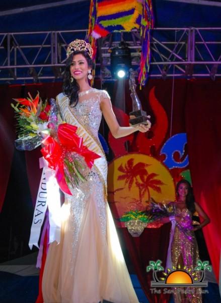Reina de La Costa Maya 2015/2016 Gabriela Vanessa Salazar Valle