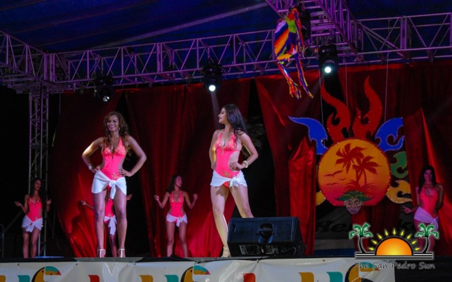 Swimwear Costa Maya Pageant-1
