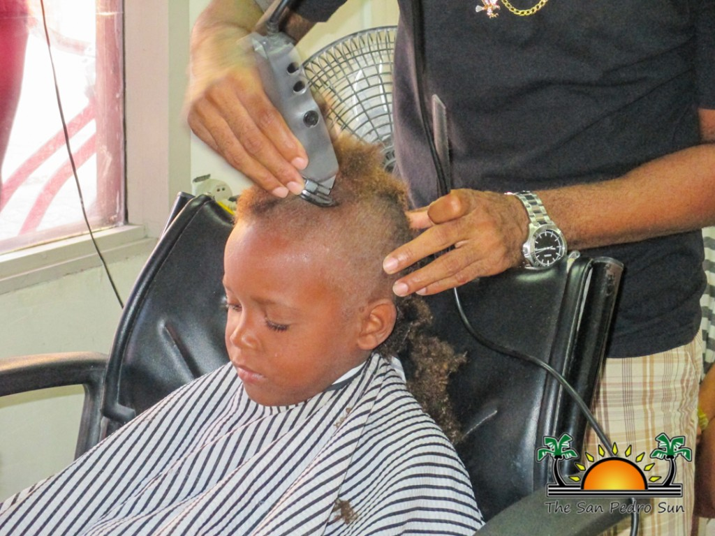 Free Back To School Haircuts For Island Youth The San Pedro Sun