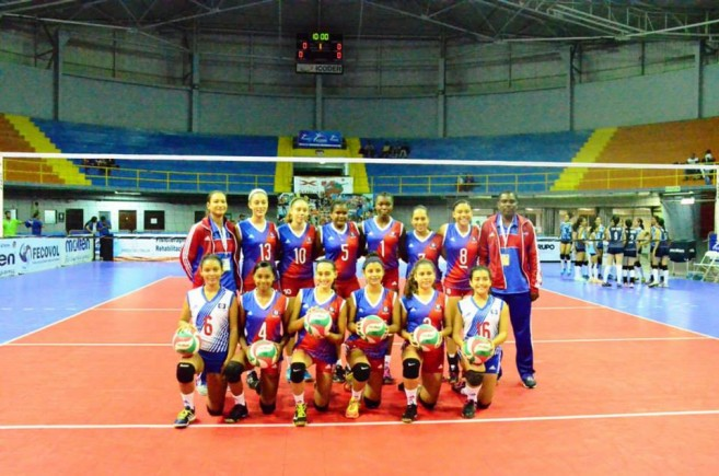 Belize at Central American Volleyball Championship (1)