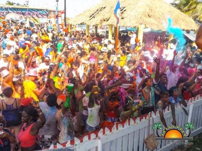 Independence Jump Up Parade San Pedro Town-15