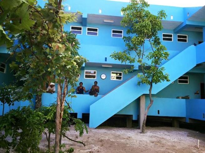 New Caye Caulker School (1)