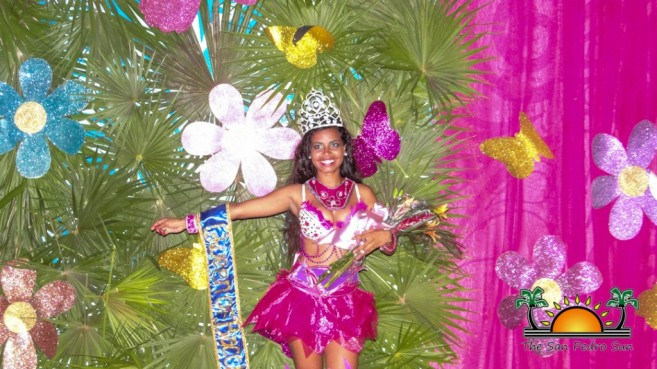 Queen of Bacchanal 2015-2016 Doris Soriano