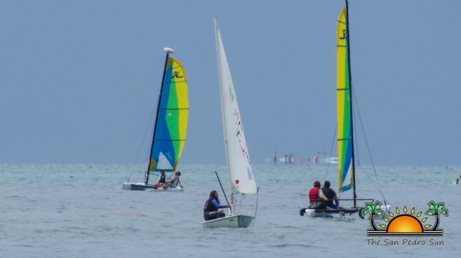 Second Annual Barts Bash Sailing Belize-12