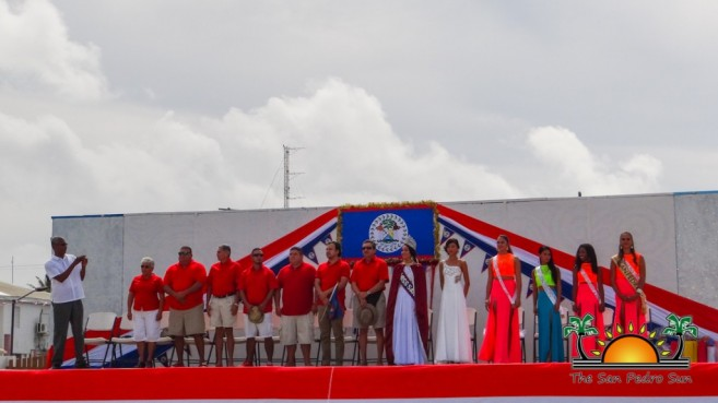 St Georges Caye Day Parade Uniform Coronation-3