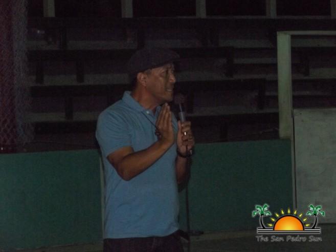 He Intends Victory Speech SPHS-2
