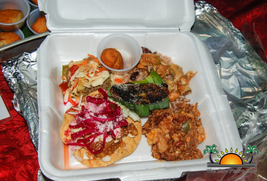 Saga hosts central american cuisine cook off the san pedro sun - Cuisine saga but ...