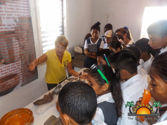 San Pedro House of Culture Archaeology Exhibit-3
