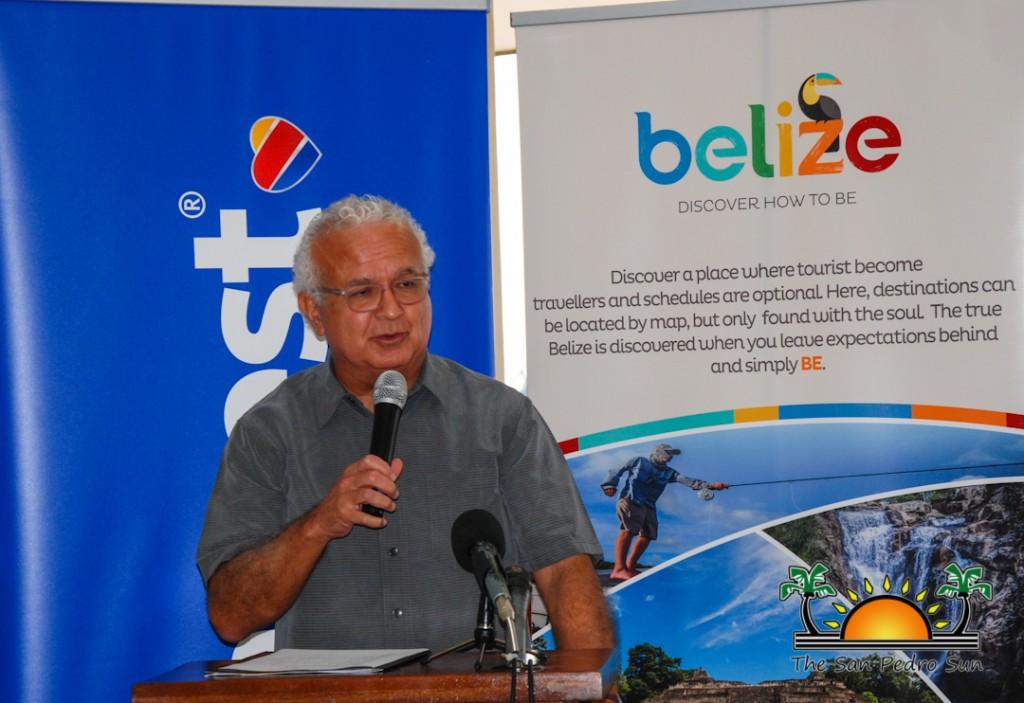 Southwest Airlines inaugurates Belize flight; tourism arrivals ...
