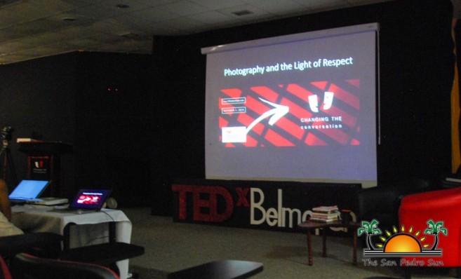 TEDx Belmopan MekWiTalk Changing the Conversation-2