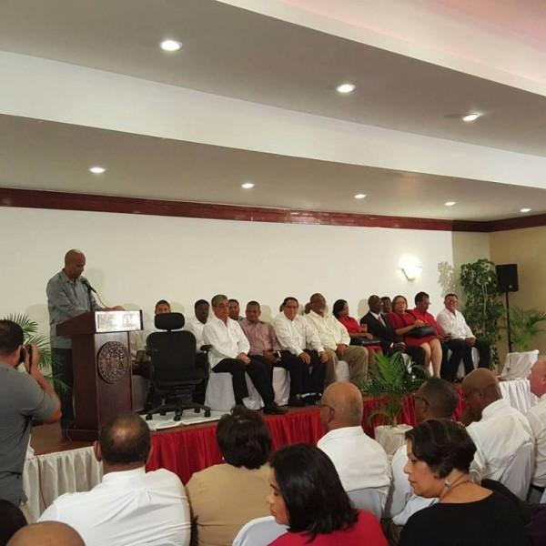 44 PM presents Cabinet and Senate