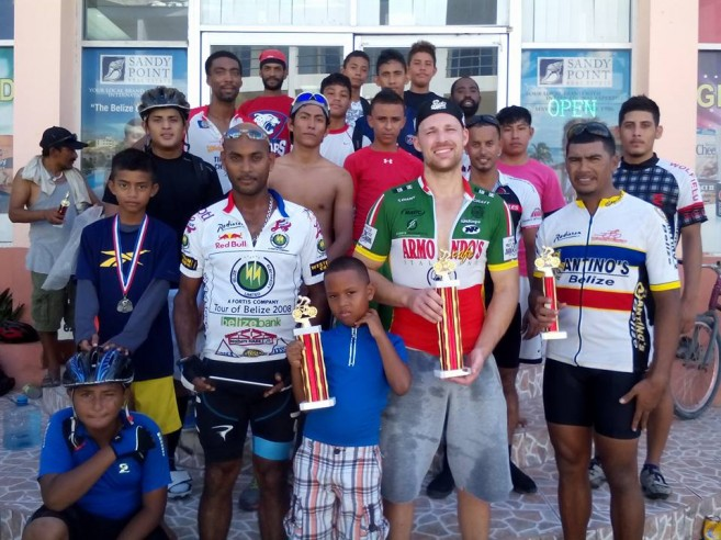 Garifuna Day Cycling Race (3)
