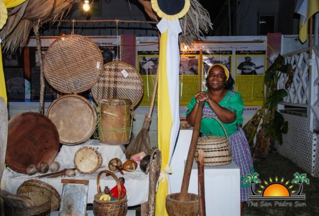 Miss Garifuna Pageant Candidates Sash-4