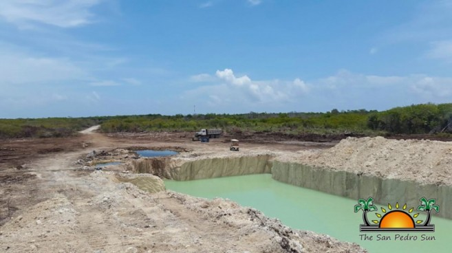 Northern Ambergris Caye Quarry Fidel Ancona-1