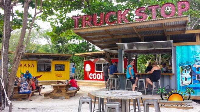 The Truck Stop Arepa Rasa Cool Cone-1
