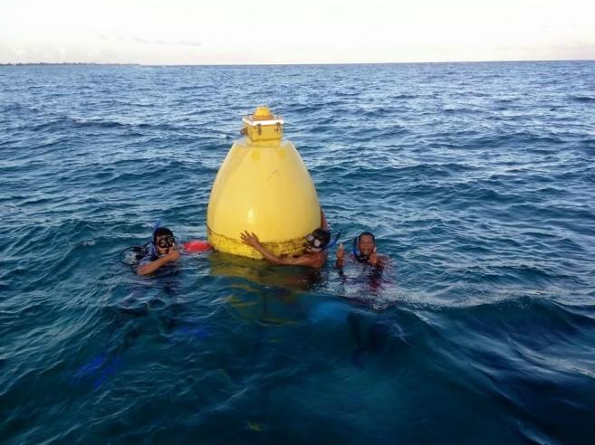 47 Belize Diving Adventure installs marker-1