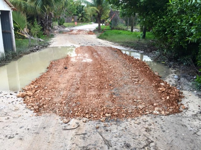 48 Roads being Covered