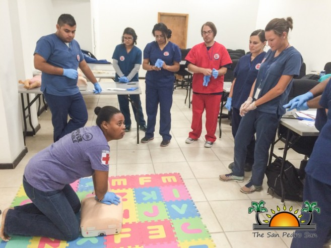 WUHS Medical Students First Aid Responders-2