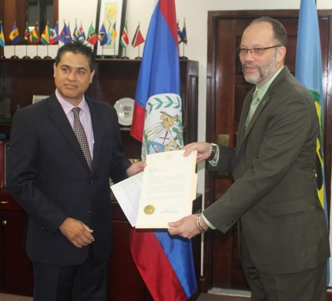 02 Belize Ambassador to CARICOM-2