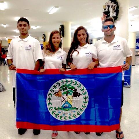 1. Team Belize