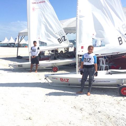3.. Antonio & Blanca w_ boats