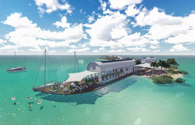 Blackadore Caye Restoration Project DiCaprio EIA Consultation-16