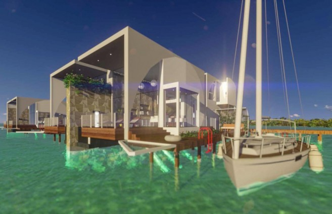 Blackadore Caye Restoration Project DiCaprio EIA Consultation-19