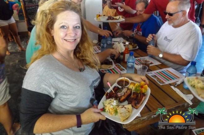 Estels BBQ CookOff Sunshine Foundation Jennie Staines-6