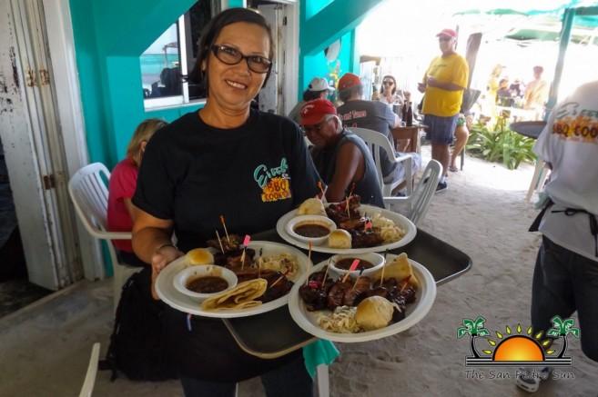 Estels BBQ CookOff Sunshine Foundation Jennie Staines-7