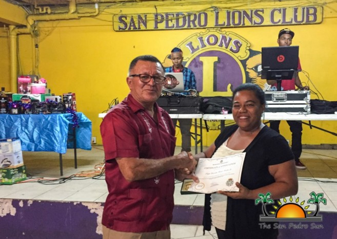 San Pedro 2016 Police Appreciation Party-1